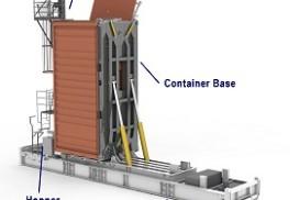 Container Tipper/Bulk Loader