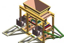 Paver Fabrication Machine