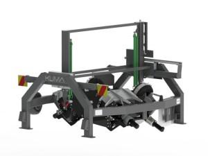 KLIMA frame design by Motovated Design & Analysis Ltd