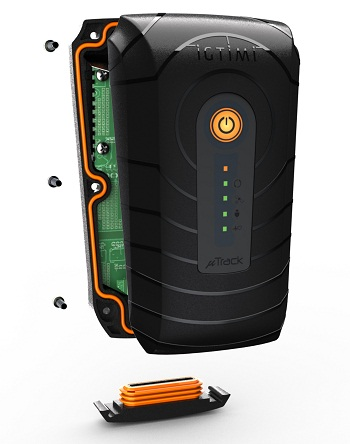 Waterproof Data Acquisition Designed by Motovated