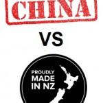 china vs NZ