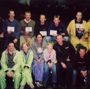 Motovated Design & Analysis Ltd News October 2005 - Karting Results