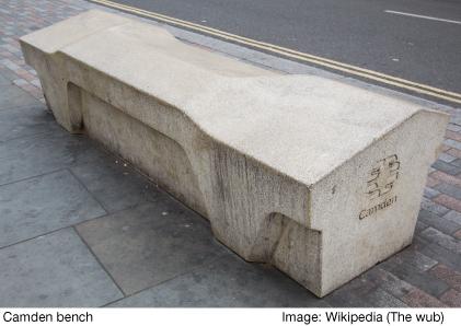 Camden-bench
