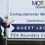Greg Morehouse, Canterbury University