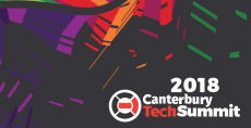 Team Motovated at Canterbury Tech Summit 2018