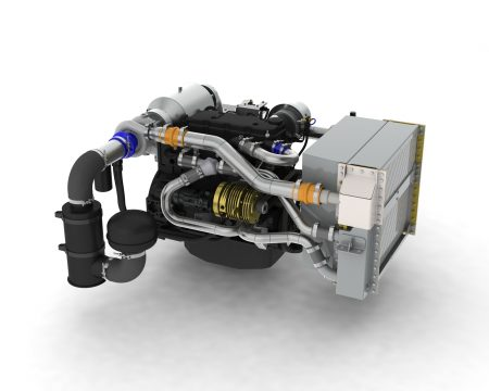 EPEC QSB4.5 Engine Engineered by Motovated